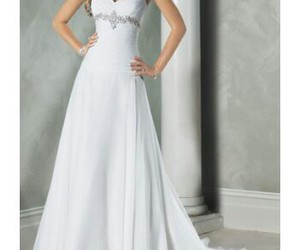 fashion, dresses, and weddingdresses image