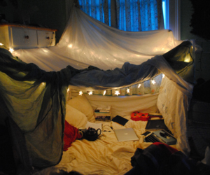 light, fort, and room image