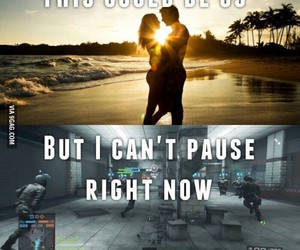 game, love, and funny image