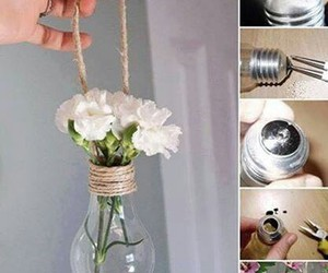 diy and lightbulb image