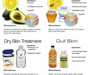 diy, beauty, and skin image