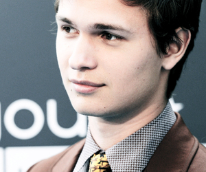 cute, ansel elgort, and boy image