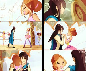 dance, winx, and Fairies image