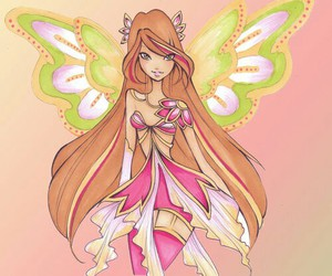 winx, fairy, and flora image