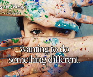 different and just girly things image
