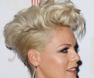 dinner, la, and P!nk image