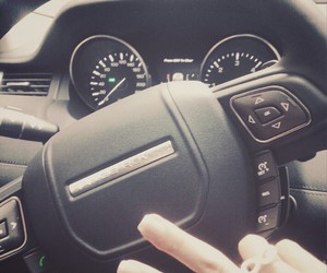 awesome, nails, and range rover image