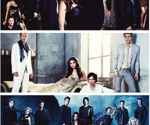 diaries, vampire, and tvd image