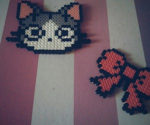 adorable, beads, and bow image