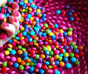 candies and m&m's image