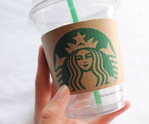 Londres and starbucks image