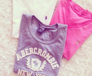 fashion, pink, and abercrombie image