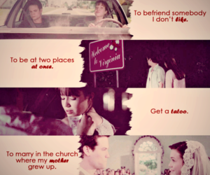 A Walk to Remember, jamie, and movie image