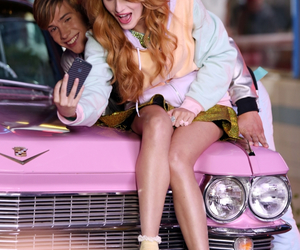 style, bella thorne, and call it whatever image