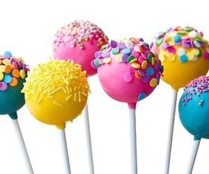 cake pops and food image