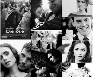 beautiful, couple, and movie image