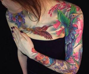 addicted, forever, and tatowierung image