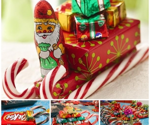 candy cane, diy, and gift image