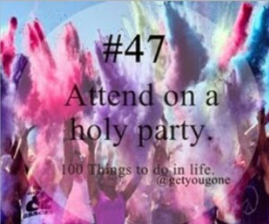 party, 100 things to do in life, and life image