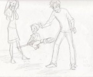 james, lily, and memories image