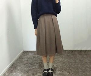 fashion, korean fashion, and asian image
