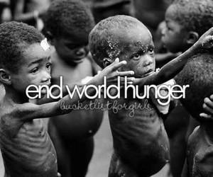 girl, hunger, and bucket list image