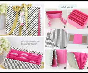 diy and pink image