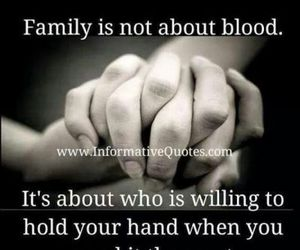 family, quotes, and life image