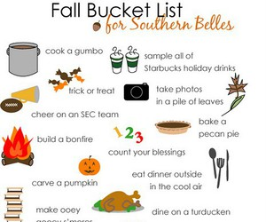 autumn, fall, and things image