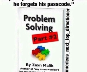 zayn malik, one direction, and funny image