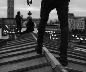 smoke, cigarette, and boy image