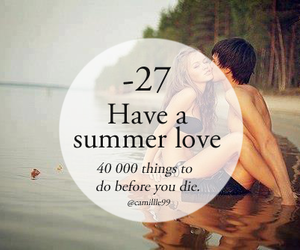 love, summer, and summer love image