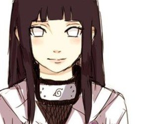 hinata, naruto, and pretty image