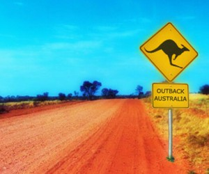 nowhere, street, and australien image