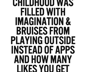 childhood, memories, and happiness image