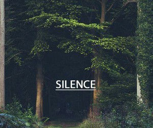 alone, alternative, and forest image