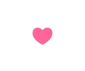 heart, pink, and we heart it image