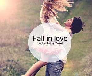 fall in love, kiss, and summer image
