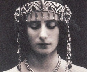 anna pavlova, ballet, and vintage photography image