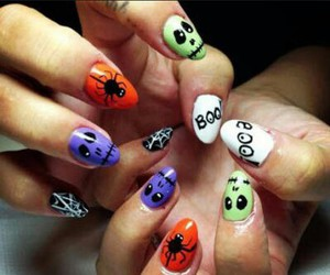 art, ongles, and nial image