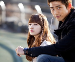 dream high, suzy, and taecyeon image