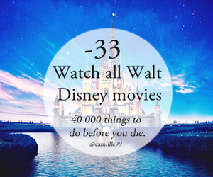 disney, movies, and walt disney image
