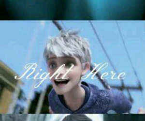 dreamworks, frozen, and jack frost image