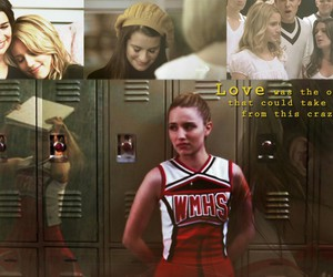 glee, quotes, and achele image