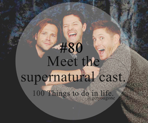 80, 100 things to do in life, and supernatural image