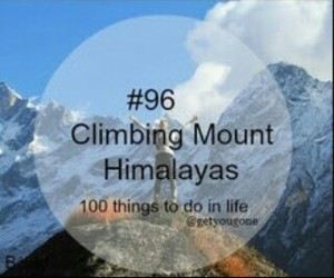 96, climbing, and cold image