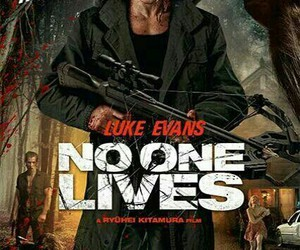 luke evans and no one lives image