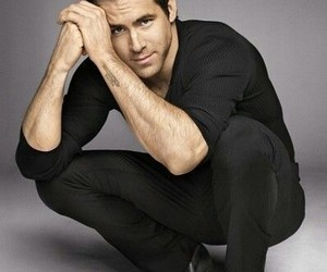 handsome, Hot, and ryan reynolds image