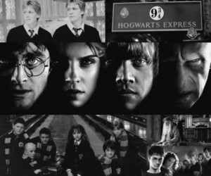 harry potter, hp, and end of an era image