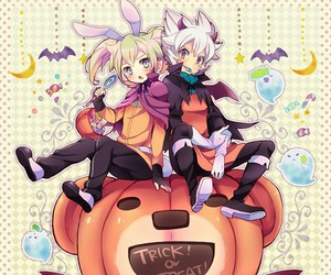 inazuma eleven go, anime, and Halloween image